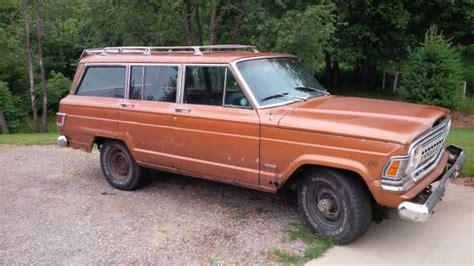 1971 Jeep Wagoneer For Sale 1971 Jeep Wagoneer For Sale Sj Usa Classifieds