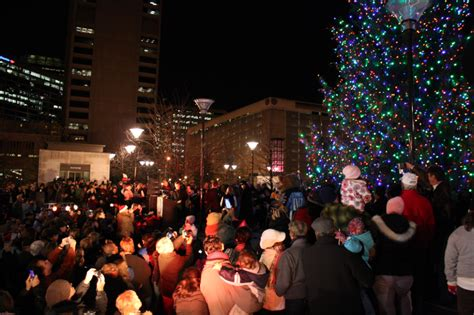 nashville christmas tree lighting nashville guru
