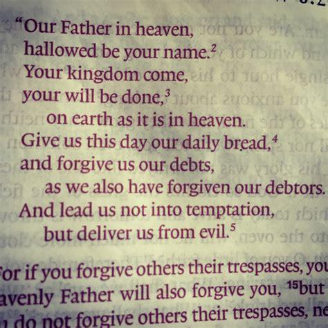 The Lord Prayer prayer alic e me