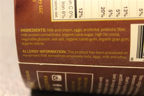 Top Protein Bar Halo Top Chocolate Review The Flexible Dieters