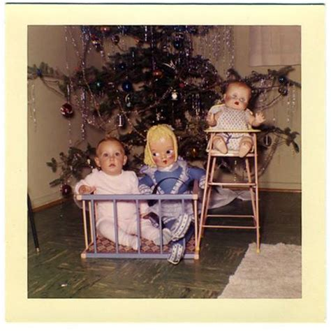 seasons   vintage christmas photo spectacular flashbak