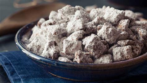 puppy chow recipe with peanut butter peanut butter puppy chow