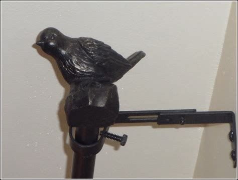 bird finials for curtain rods bird finials for curtain rods curtains home decorating