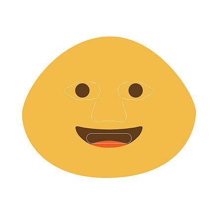 Masker Tisu lucunya masker tisu bergambar emoji yang kini jadi tren