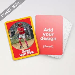 make your own sports card create your own sport cards