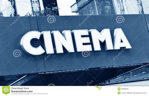 cinema 21 sign up cinema royalty free stock photo image 33596225