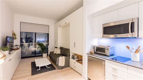 micro apartments how do micro unit rents compare to traditional studios