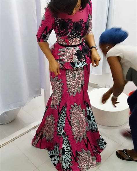 les modeles des jupes en pagne mod 232 le pagne ivoirien couture et peripeties