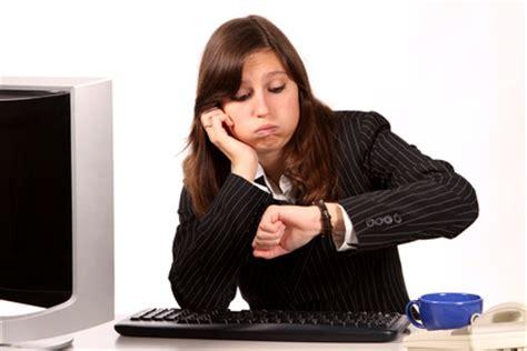 ennui au bureau peut on souffrir d ennui au travail mode s d emploi