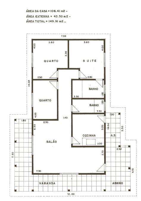 planta casas plantas de casas modelos planta baixa projetos