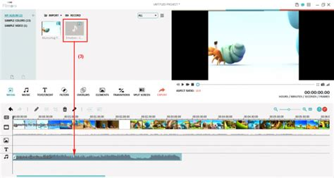 audio format timeline how to add replace the sound track of a video ivoicesoft com