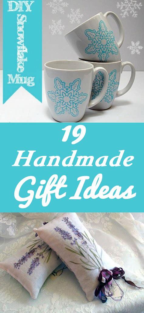 Handmade Gift Ideas 2014 - 19 handmade gift ideas the graphics