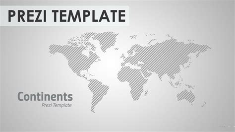 continents prezi template youtube