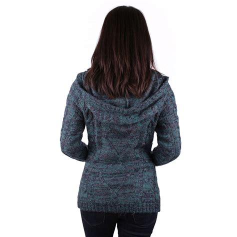 hooded cable knit sweater ethyl cable knit cardigan sweater for 7213f save 46