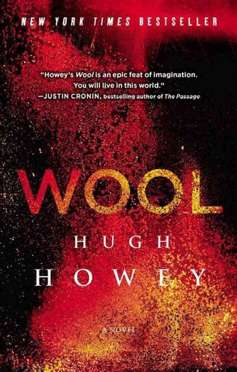 wool unraveling an american story of artisans and innovation books questions for hugh howey author of wool npr