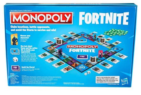 fortnite monopoly fortnite monopoly unveiled arrives october 1 techspot