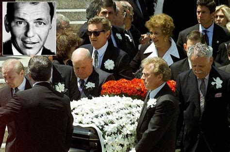 most famous celebrity funerals frank sinatra death and funeral famous celebrity