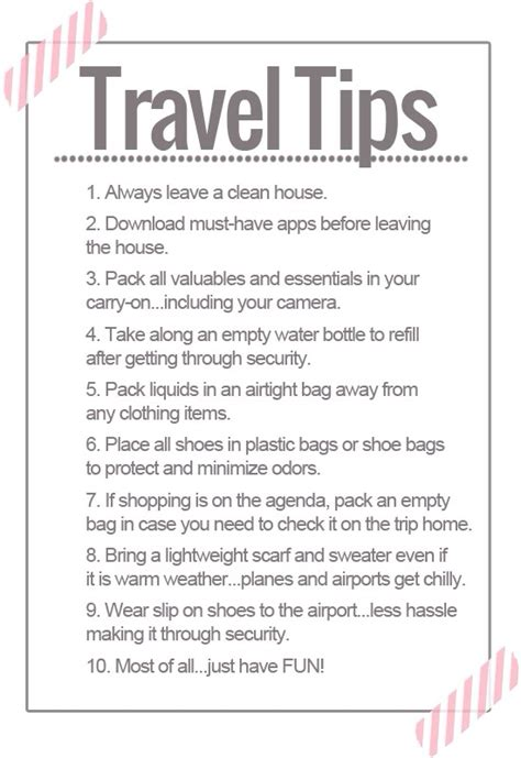 8 Tips To Packing And Travelling Light by 5 Clever Travel Tips Trusper