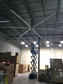 how to cool a warehouse with fans how to cool a warehouse large ceiling fans