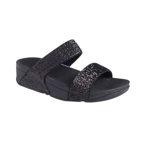 Fitflop Micro by Fitflop Electra Micro Slide Sort Damesandal By Hein