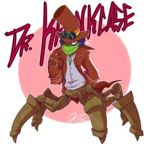 Kaos I Am A Weirdo skylanders trap team