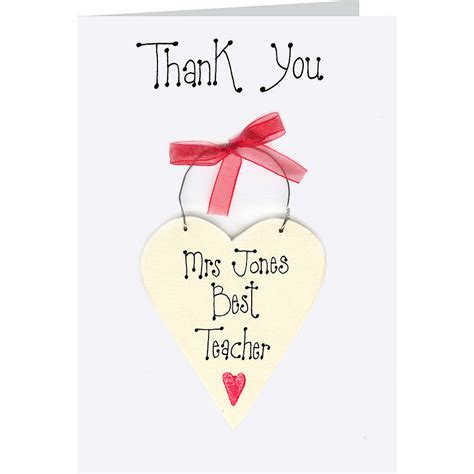 Thank You Cards Template For Teachers by Thank You Card For New Calendar Template Site