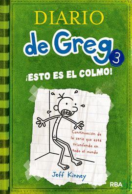 libro esto es el colmo diario de greg 3 librera castilla comic