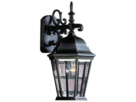 Tudor Outdoor Lighting Artcraft Lighting Tudor Rust Outdoor Wall Light Ac8421ru