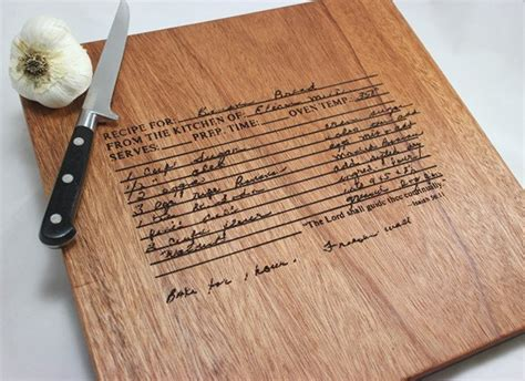 Beautiful Handmade Gifts - 15 beautiful handmade cutting board gifts style motivation