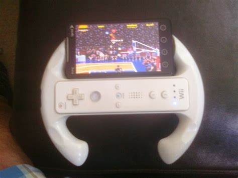 wii for android android hack how to make a custom htc evo 4g wiimote gaming controller