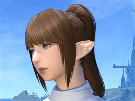 ffxiv all new hairstyles 3 0 蒼天のイシュガルド 追加髪型 ファイナルファンタジーxiv 公式ブログ