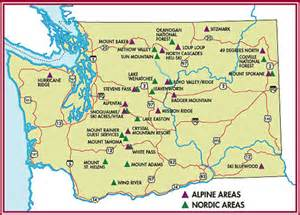 Washington Mountains Map by Map Of Mountains In Wa Pictures To Pin On Pinterest