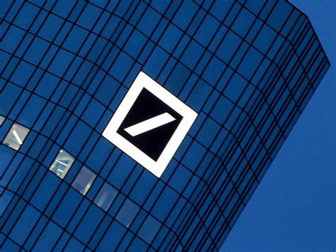 deutsche bank emmendingen deutsche bank will sich wandeln wirtschaft badische