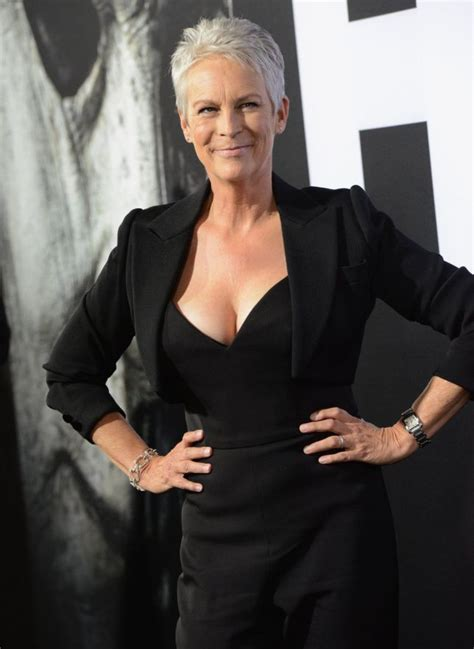jamie lee curtis family pics jamie lee curtis instagram pic sees family at halloween