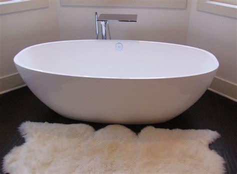 freestanding oval bathtub freestanding tubs kohler