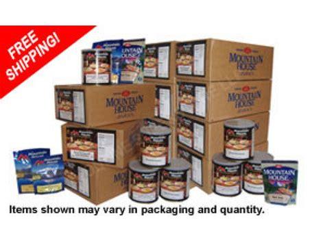 Dehydrated Shelf by Buy Mountain House 1 Year Freeze Dried Emergency Food