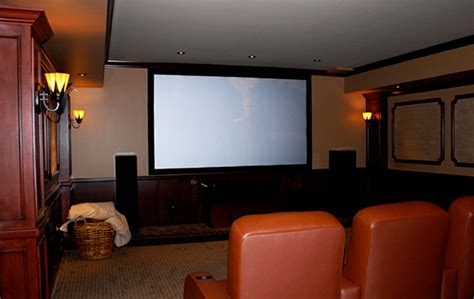 wasserson design custom home theater design
