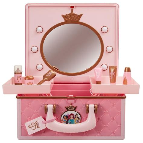 disney princess dresser set disney princess style collection travel vanity set toys quot r quot us