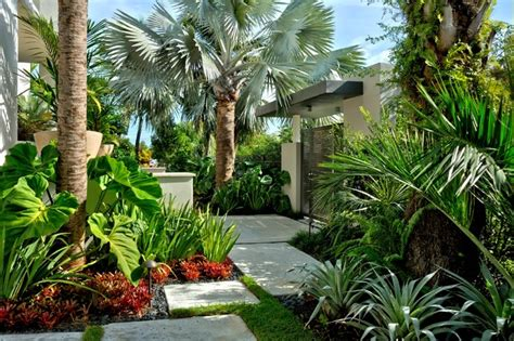 Florida Cracker Architecture by Jones Residence Tropical Landscape Miami By Craig