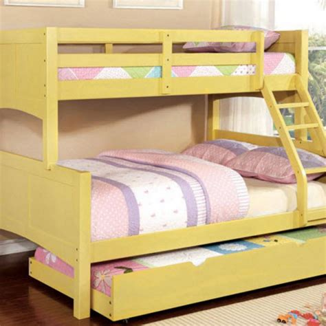 San Diego Bunk Beds Prismo Ii Bunk Bed Yellow