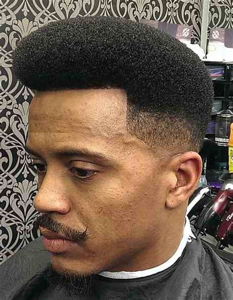 black guy pompador black men pompadour hairstyle and haircut pictures