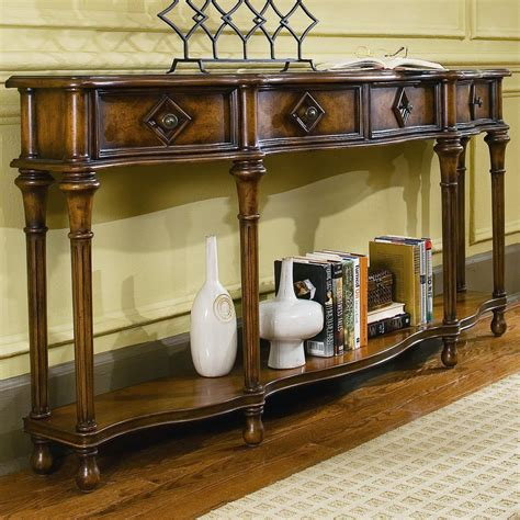 72 inch sofa table furniture chests and consoles 72 inch console
