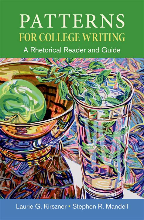 Pattern For College Writing 13th Edition | macmillan learning patterns for college writing