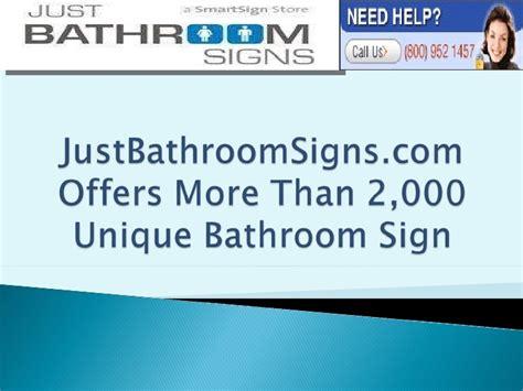 unique bathroom signs justbathroomsigns com offers more than 2 000 unique