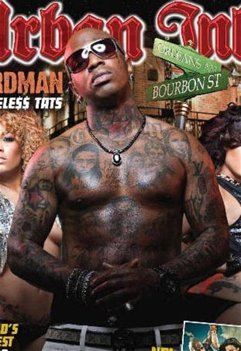 birdman rapper tattoos the world s catalog of ideas