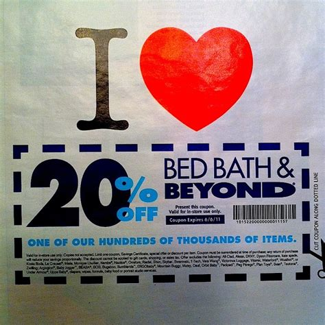 music bed coupon code magazine ad turned coupon very innovative best ad advertising