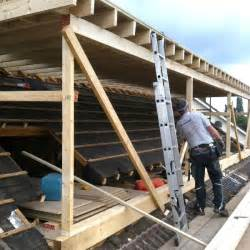 Dormer Window Construction Loft Conversion Process Schedule Attic Designs
