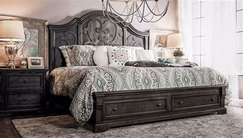 amalfi  piece collection king home zone furniture