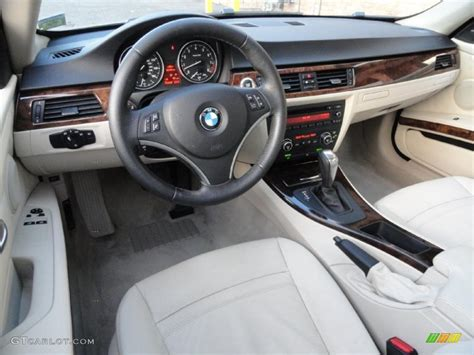 2007 Bmw 3 Series Interior by Beige Interior 2007 Bmw 3 Series 328xi Coupe Photo