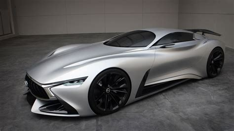infiniti s vision gt concept is real and it was designed